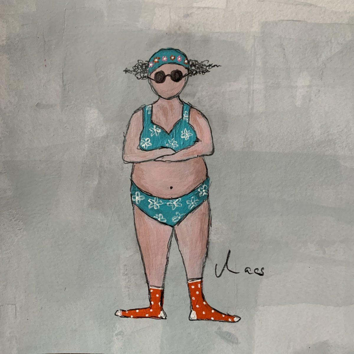 Bikini of Wednesday